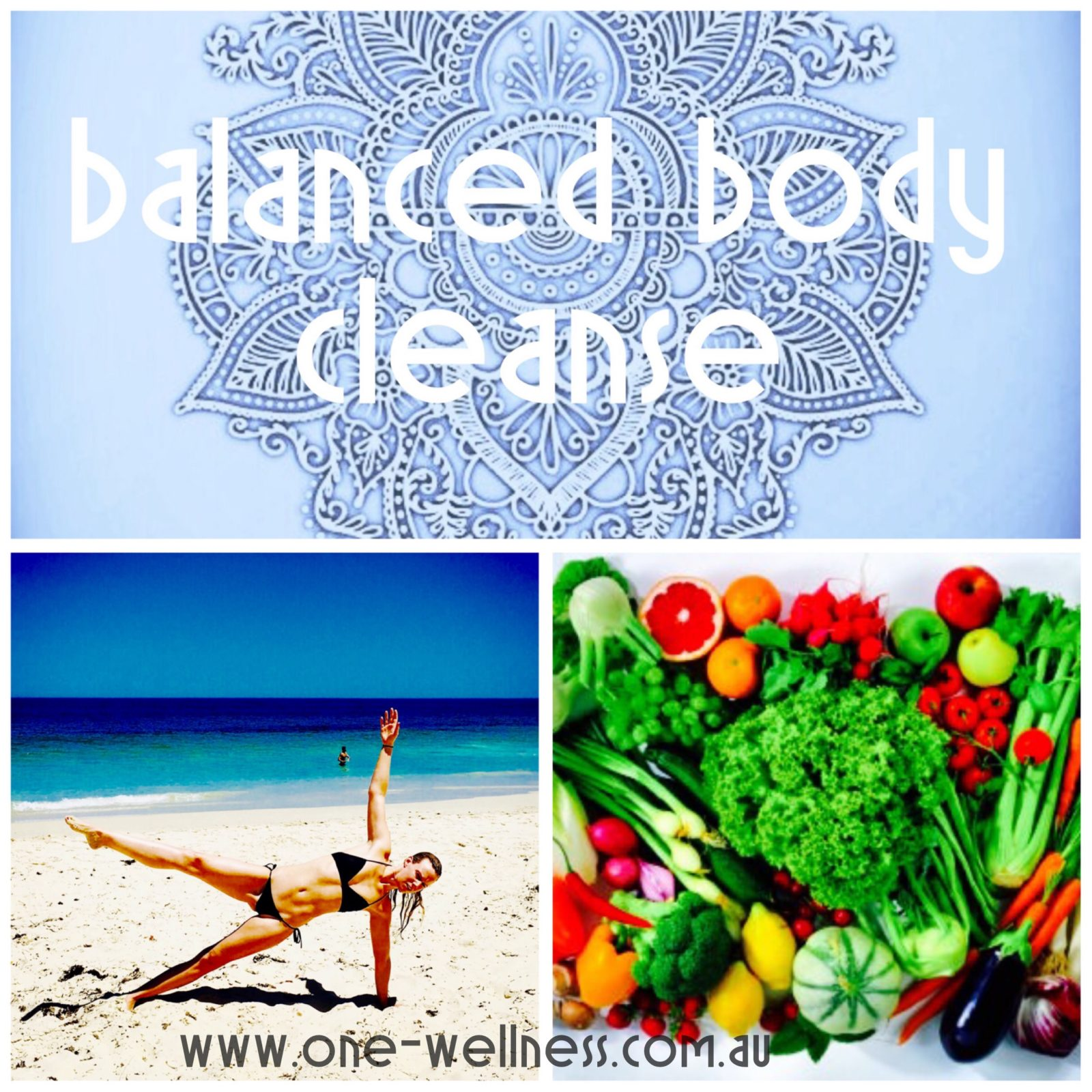 Balanced Body Cleanse